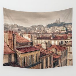 Marseille Wall Tapestry