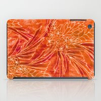 spice iPad Cases featuring Spice Island by Vikki Salmela