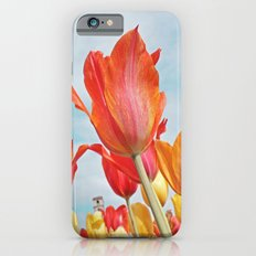 Tulip delight! iPhone 6s Slim Case