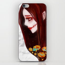 OVERLY ATTACHED GIRLFRIEND iPhone Skin