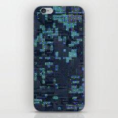 Clark 1 iPhone & iPod Skin