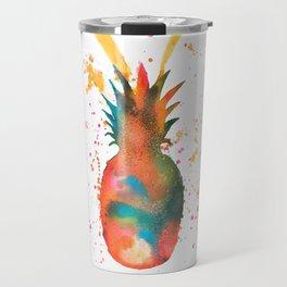 Pineapple Splash Travel Mug