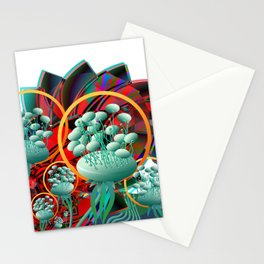 The Queen's Garden Stationery Cards