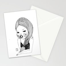 Tell me you love me Stationery Cards