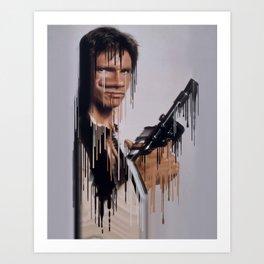 Han Solo Art Print