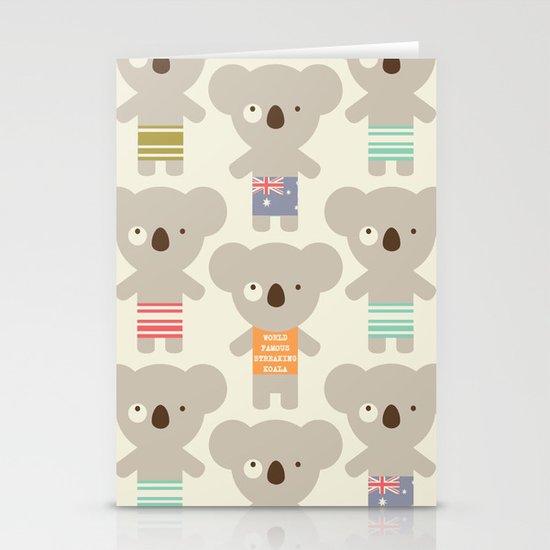 Koala-lala Stationery Cards
