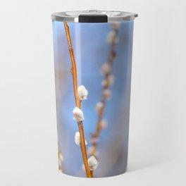 Willow Catkins Travel Mug
