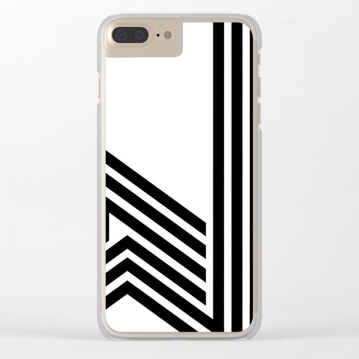 Hello III Clear iPhone Case