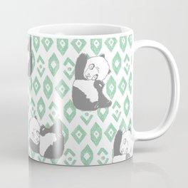 Panda says hi. Coffee Mug