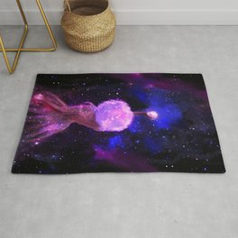Hanging the Stars Rug