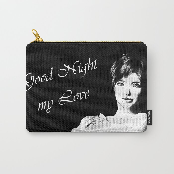 Good Night Love Carry-All Pouch