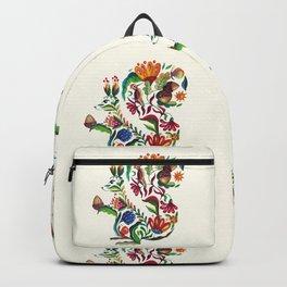 Squirrel leaf Backpack