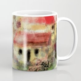 Old Spanish Village Coffee Mug
