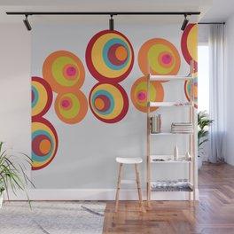 8 Balls Wall Mural