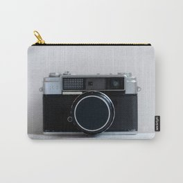 Oh Snap! Vintage Camera Carry-All Pouch