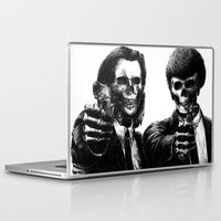 pulp Laptop & iPad Skins featuring Pulp Fiction by Motohiro NEZU
