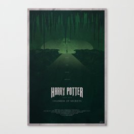 The Chamber of Secrets Canvas Print