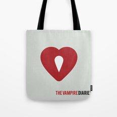 The Vampire Diaries - Minimalist Tote Bag