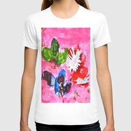 BUTTERFLiES TRANSFORMATiON   Craft Kid T-shirt