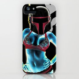 Mandalore After Dark iPhone Case