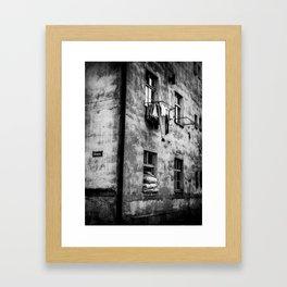 Ul. Urocza / Lovely Street Framed Art Print