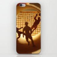 football iPhone & iPod Skins featuring Football by Anastassia Elias