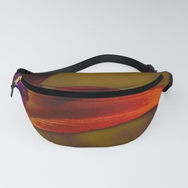 Lily and Blackberries Fanny Pack