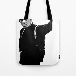 The Eternal Mcqueen Tote Bag