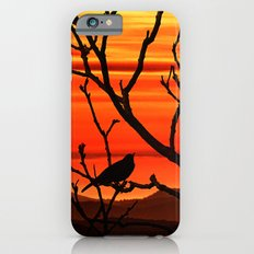 Blackbird's dusk iPhone 6s Slim Case