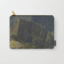 Lost Incan City Machu Picchu and Wayna Picchu Carry-All Pouch