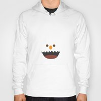 elmo Hoodies featuring Elmo by whosyourdeddy