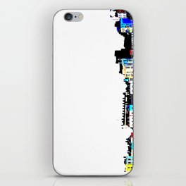 Clifton Colour iPhone Skin
