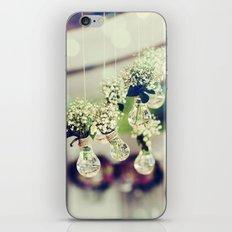 Flower photo iPhone & iPod Skin