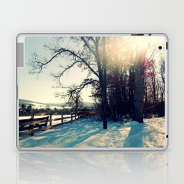 Winter's Blanket Laptop & iPad Skin