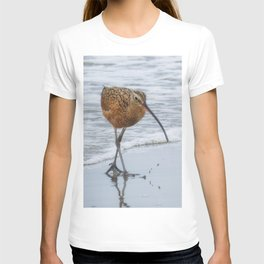 Long Billed Curlew T-shirt