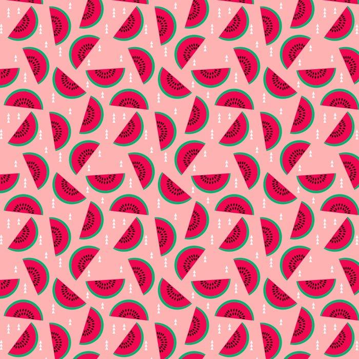 watermelon print pattern summer fresh mint cool fruit fashion spring trendy minimal print design Leggings
