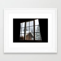 cabin Framed Art Prints featuring Cabin by JacDodge