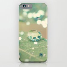 Playing in the Rain iPhone 6s Slim Case