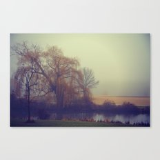 Swallowed Canvas Print