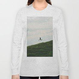 MAN - RUNNING - DOWNHILL Long Sleeve T-shirt