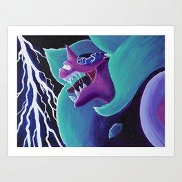 Abomination Art Print