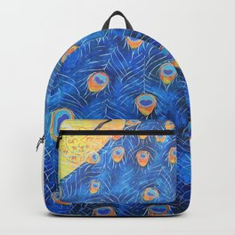 Peacock - The Protector Backpack