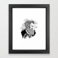 JOHN MUIR Framed Art Print
