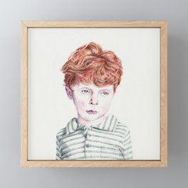 Rowan Framed Mini Art Print