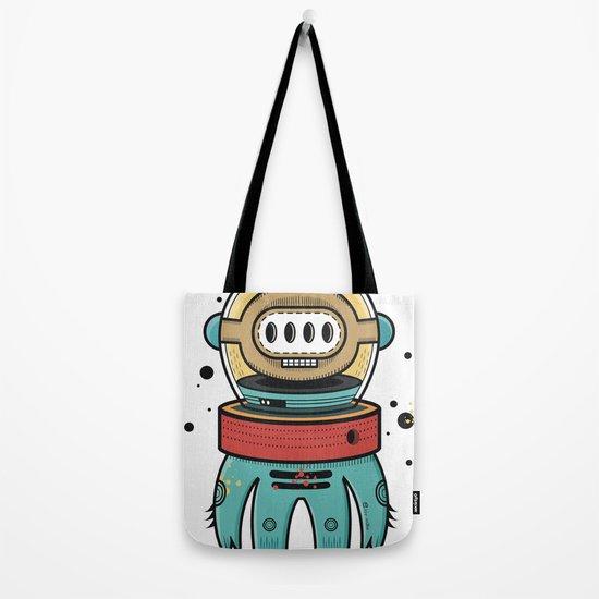 D-Nat boy Tote Bag