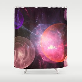 The Reactor Is Critical Shower Curtain