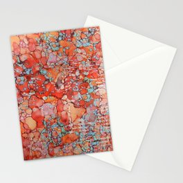 Hot Spots Ink #9 Stationery Cards