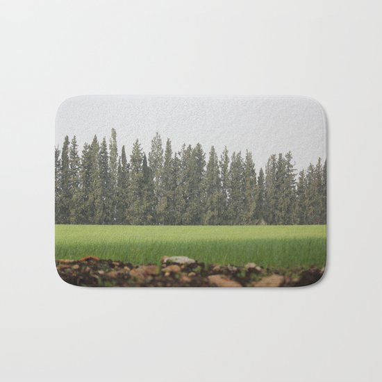 The Valley of Fame Bath Mat