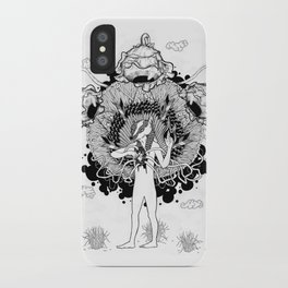Groundwalker iPhone Case