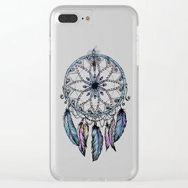 atrapasueños Clear iPhone Case